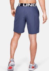 Under Armour - VANISH SHORTS - Sports shorts - blue ink - 1