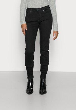 ALVA - Slim fit jeans - black wash