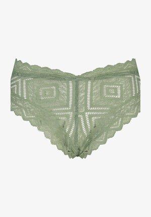 FILOMENA - Pants - green