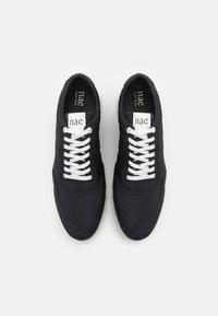 NAE Vegan Shoes - NILO VEGAN  PET - Sneakers laag - black - 3