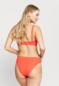 Cyell - Bikini bottoms - coral - 2