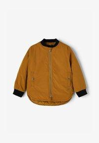 Name it - Bomber Jacket - bronze brown - 0
