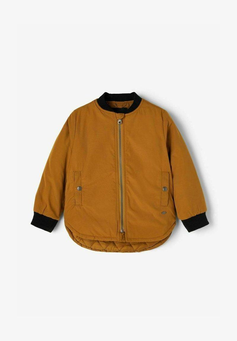 Name it - Bomber Jacket - bronze brown