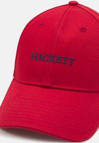 Hackett London - CLASSIC - Kšiltovka - red/navy - 3