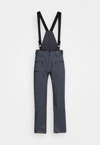 Salomon - OUTLAW PANT - Zimní kalhoty - ebony - 0