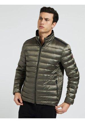 LIGHT PACKABLE  - Down jacket - hellgrün