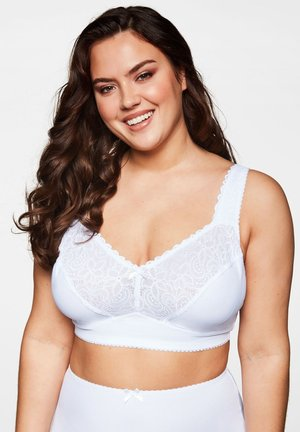 Underwired bra - weiß