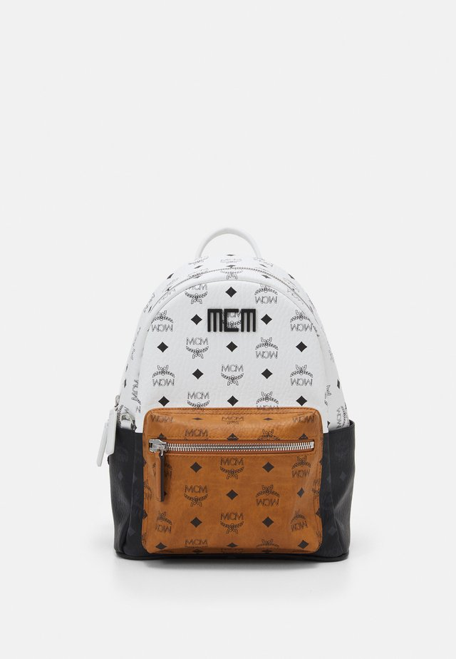 STARK VISETOS MIX BACKPACK UNISEX - Tagesrucksack - white