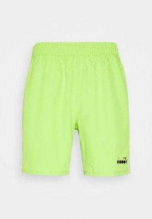 BERMUDA MICRO - Sportovní kraťasy - lime green