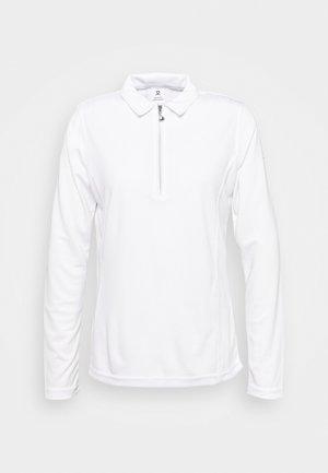 MACY - Polo shirt - white