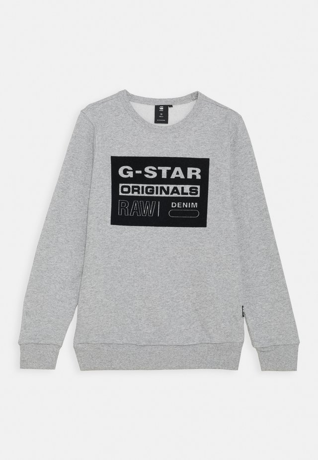 Sweatshirt - mid grey