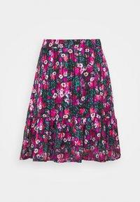 CHIKA SKIRT - Mini skirt - multicoloured