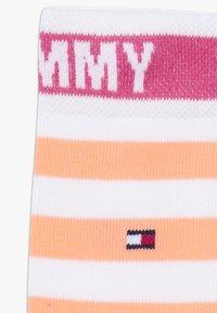 Tommy Hilfiger - KIDS GIFTBOX 3 PACK - Ponožky - light pink - 4