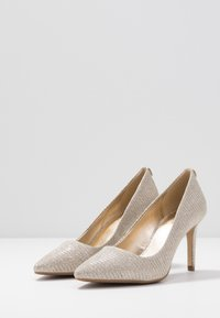 MICHAEL Michael Kors - DOROTHY FLEX  - High heels - silver/sand - 4