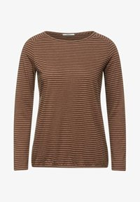 Cecil - Long sleeved top - brown - 0
