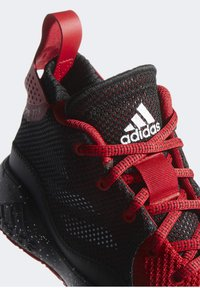 adidas Performance - ROSE BOUNCE SPORTS BASKETBALL SNEAKERS SHOES - Basketball shoes - red - 9
