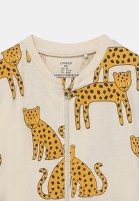 Lindex - LEO ANIMAL UNISEX - Pyjamas - light beige - 2
