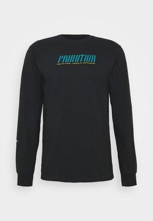 MAJOR TOUR  - Pitkähihainen paita - black