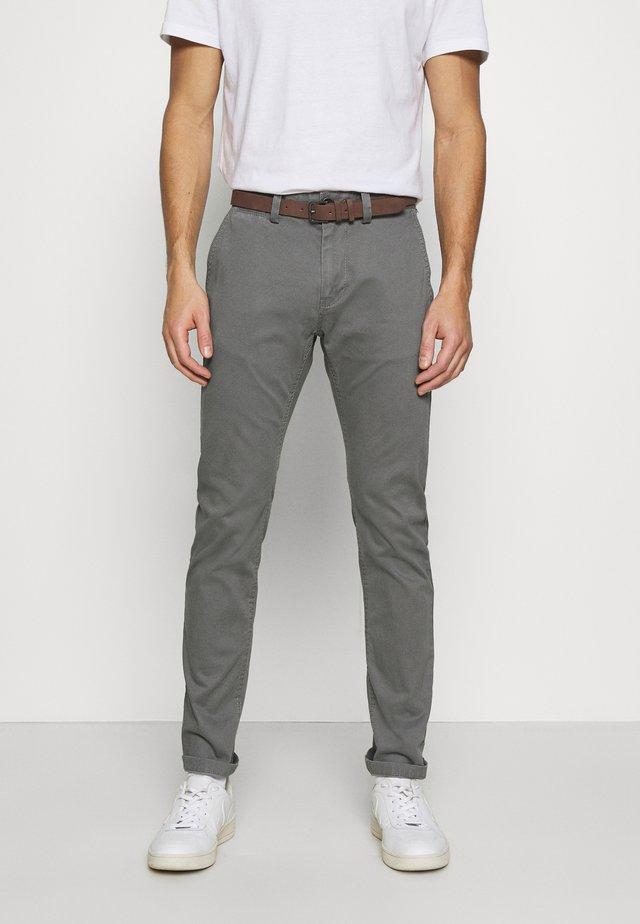 Pantaloni - grey navy