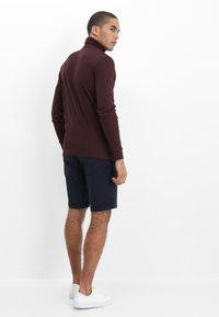 Pier One - Shorts - dark blue - 2