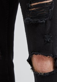 PULL&BEAR - Jeans Skinny Fit - dark grey - 3