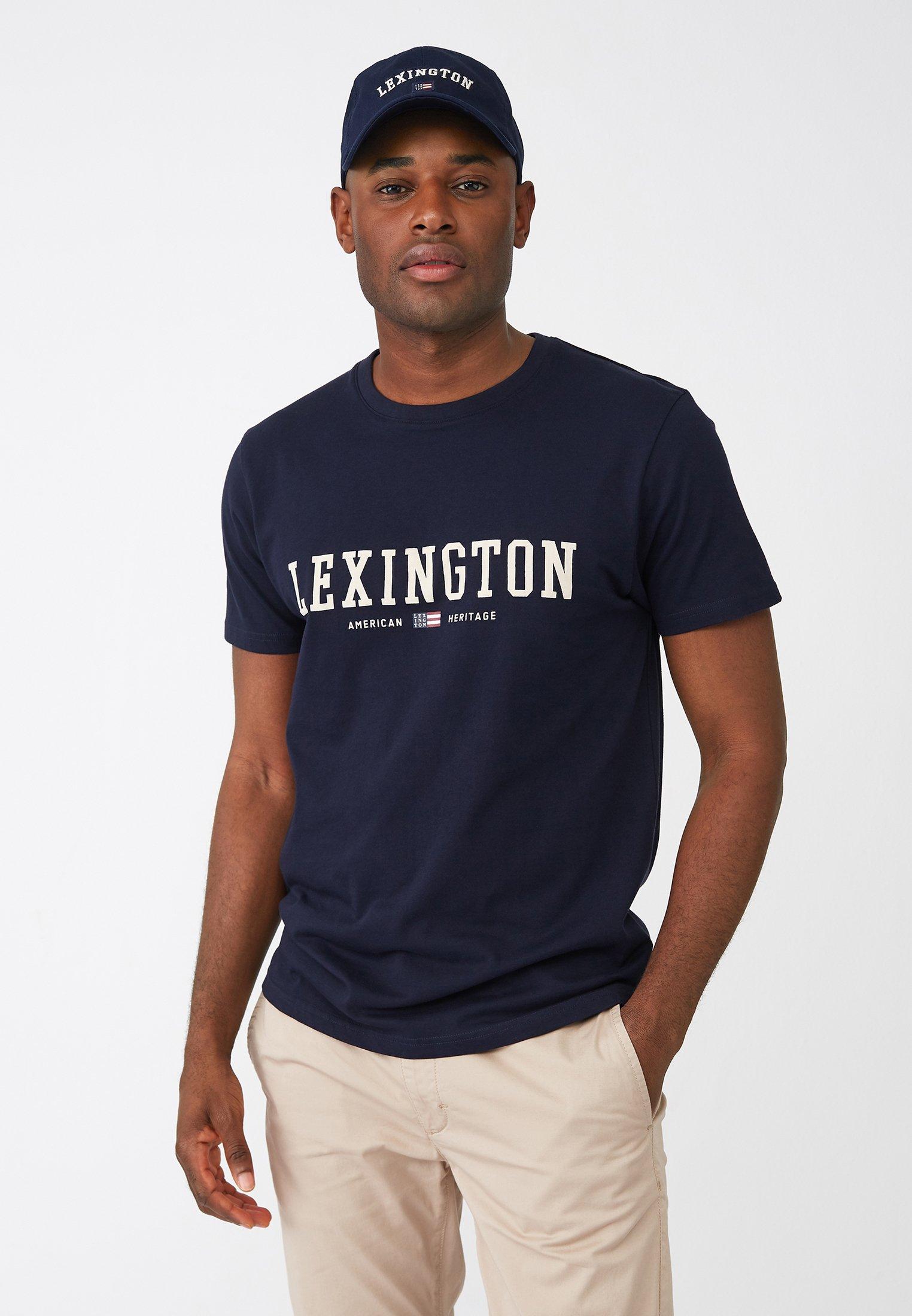 Homme JUSTIN TEE - T-shirt imprimé