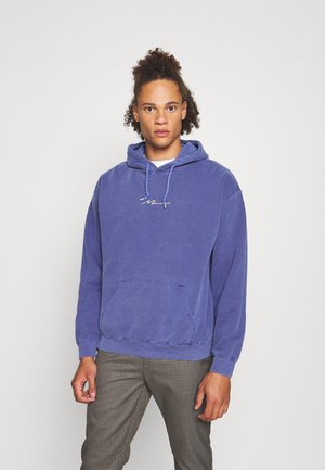 MULTI DISTORT - Sweatshirt - blue