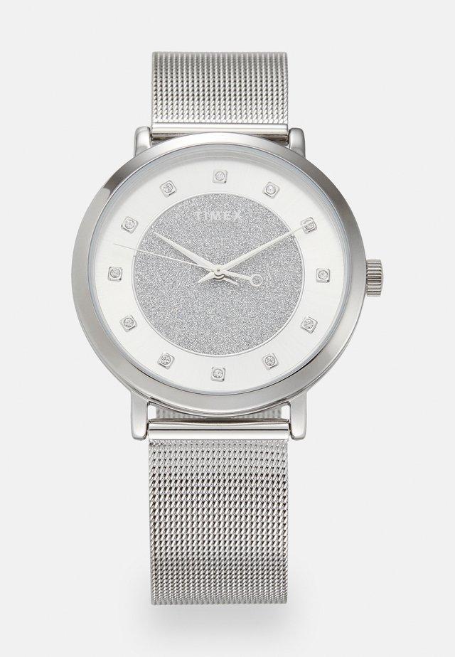 CELESTIAL OPULENCE - Zegarek - silver-coloured
