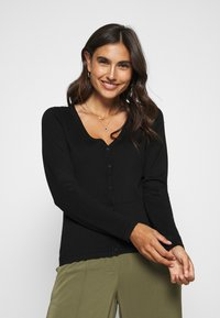 Soyaconcept - DOLLIE - Cardigan - black - 3