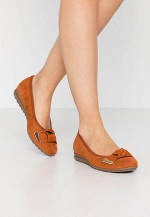 Ballet pumps - rost