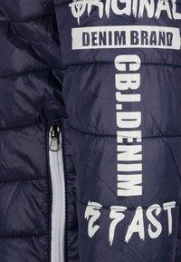 Cipo & Baxx - Winter jacket - dark blue - 2