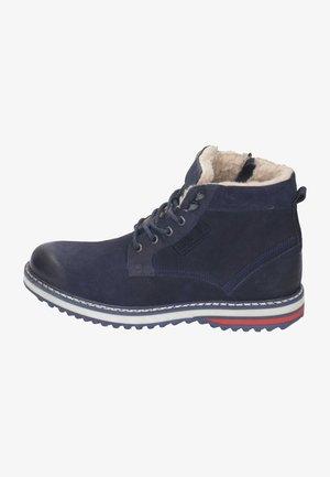 Winter boots - navy/blue