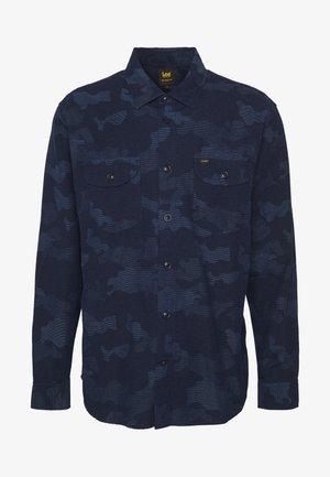 WORKERSHIRT - Košile - washed blue