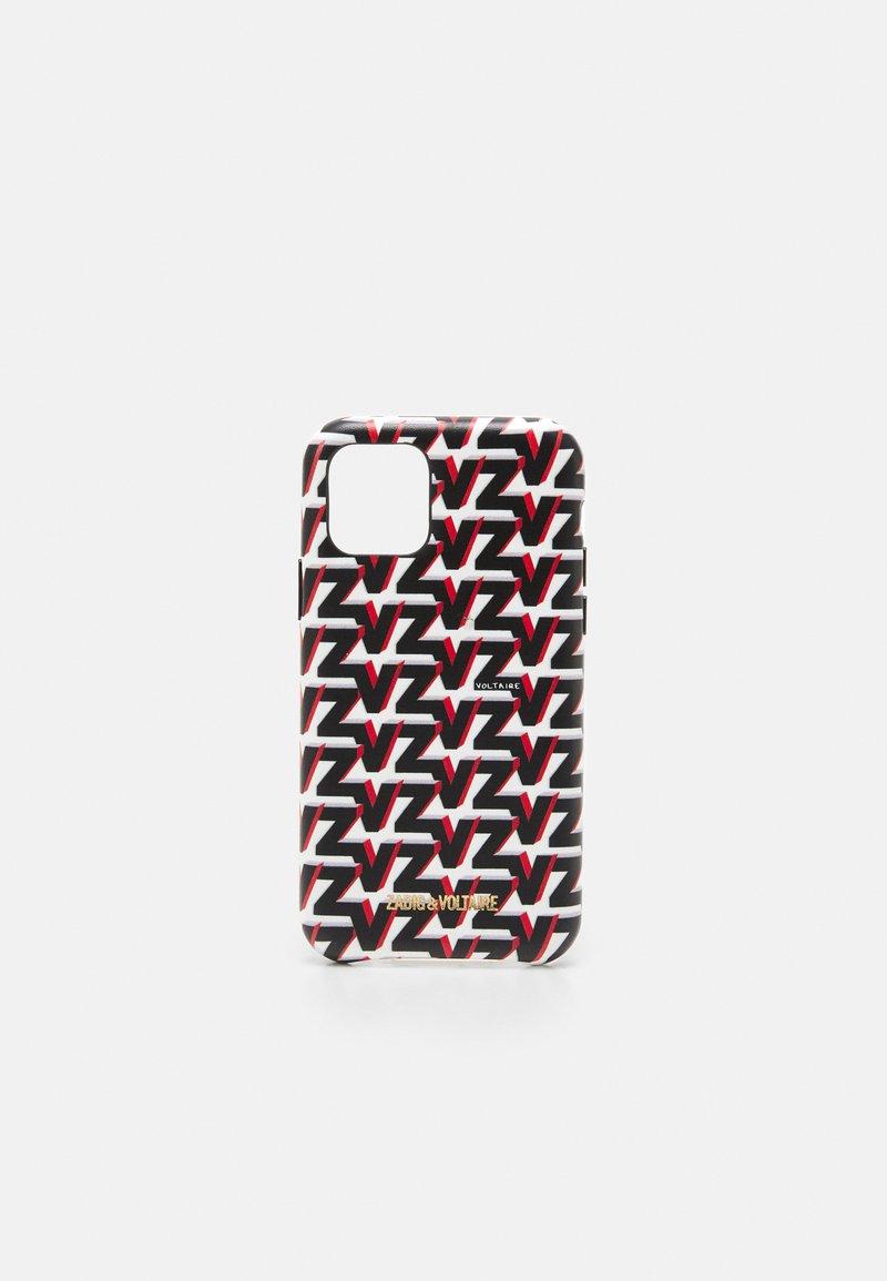Zadig & Voltaire - INITI IPHONE 11 PRO - Obal na telefon - white