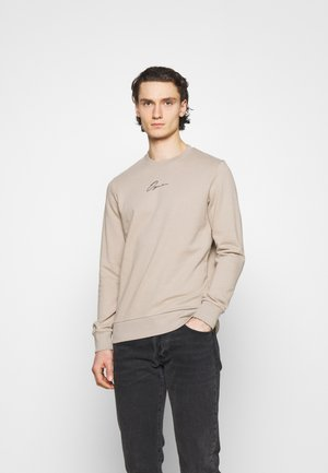 JORSCRIPTT CREW NECK - Sweatshirt - crockery