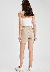 DeFacto - Shorts - beige - 2