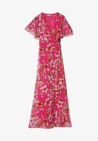 LIU JO - Maxi dress - pink - 4