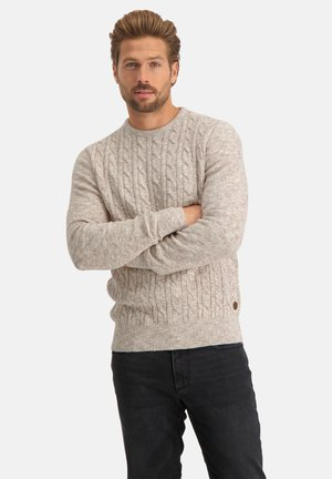 Jumper - beige/off-white