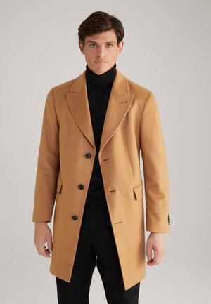 Classic coat - hellbraun
