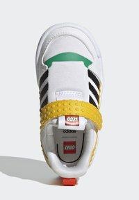 adidas Originals - ADIDAS FORUM 360 X LEGO - Baskets basses - white - 3