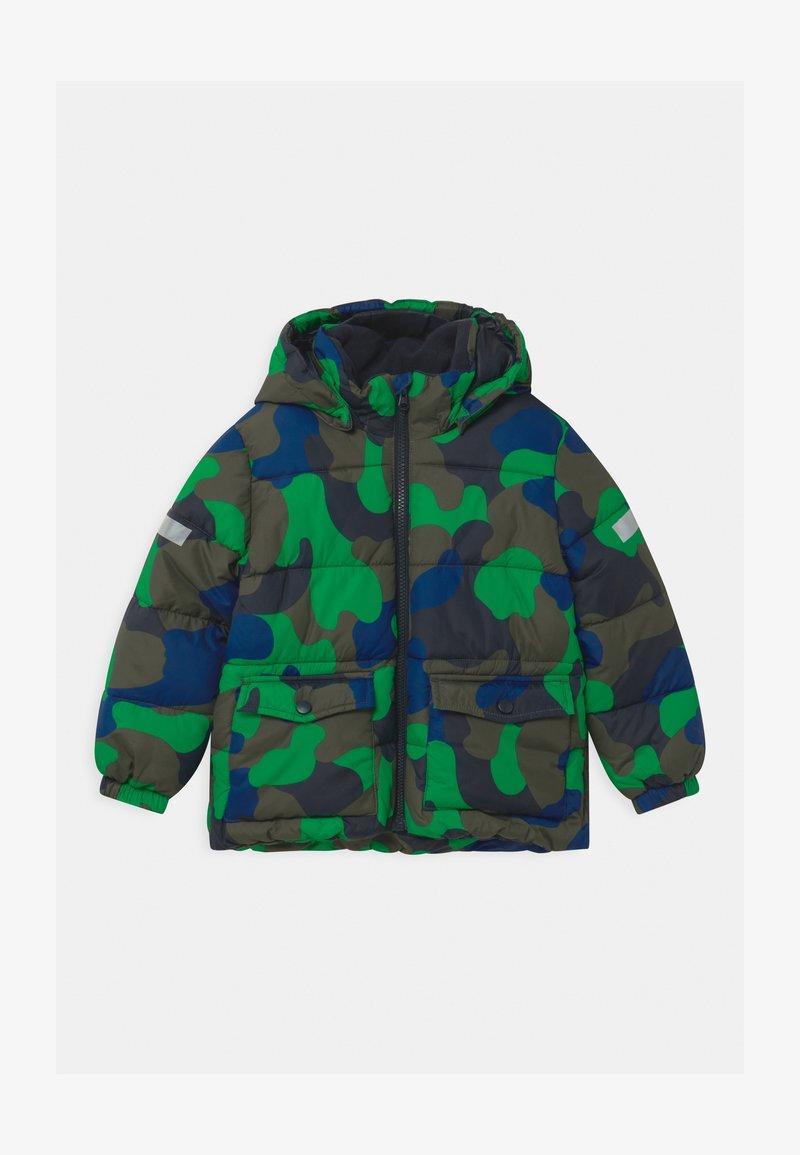 Lindex - HEAVY PADDED - Zimní bunda - dark khaki green