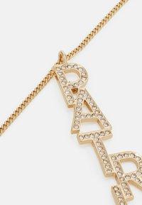 Patrizia Pepe - Necklace - gold-coloured/crystal - 2