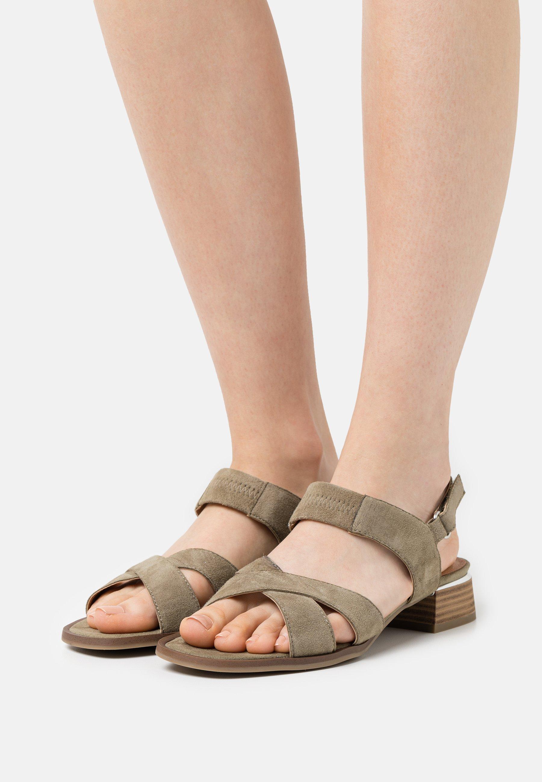 Women Sandals - cactus