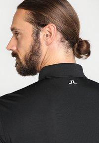 J.LINDEBERG - TOUR TECH - T-shirt de sport - black - 3
