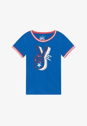 TEEN GIRLS  - T-shirt print - princess blue
