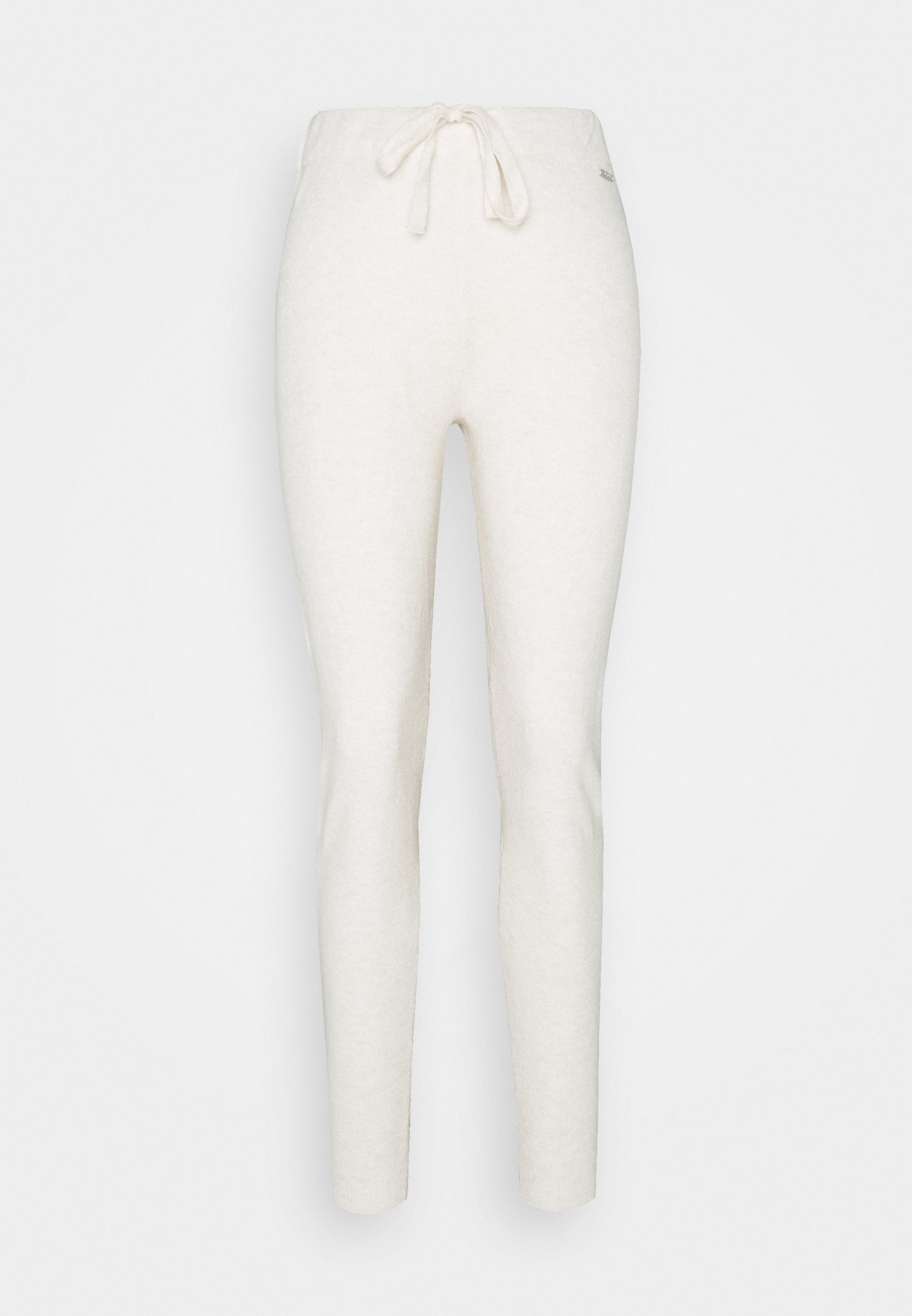Femme TANYA  - Pantalon de survêtement - oatmeal heather