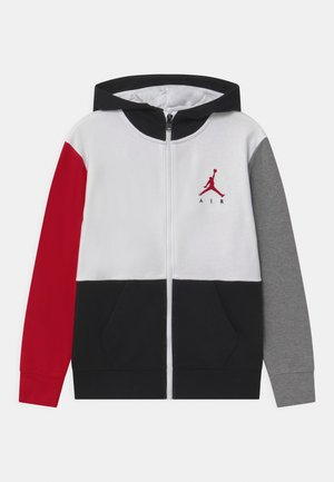 JUMPMAN AIR - Felpa aperta - white