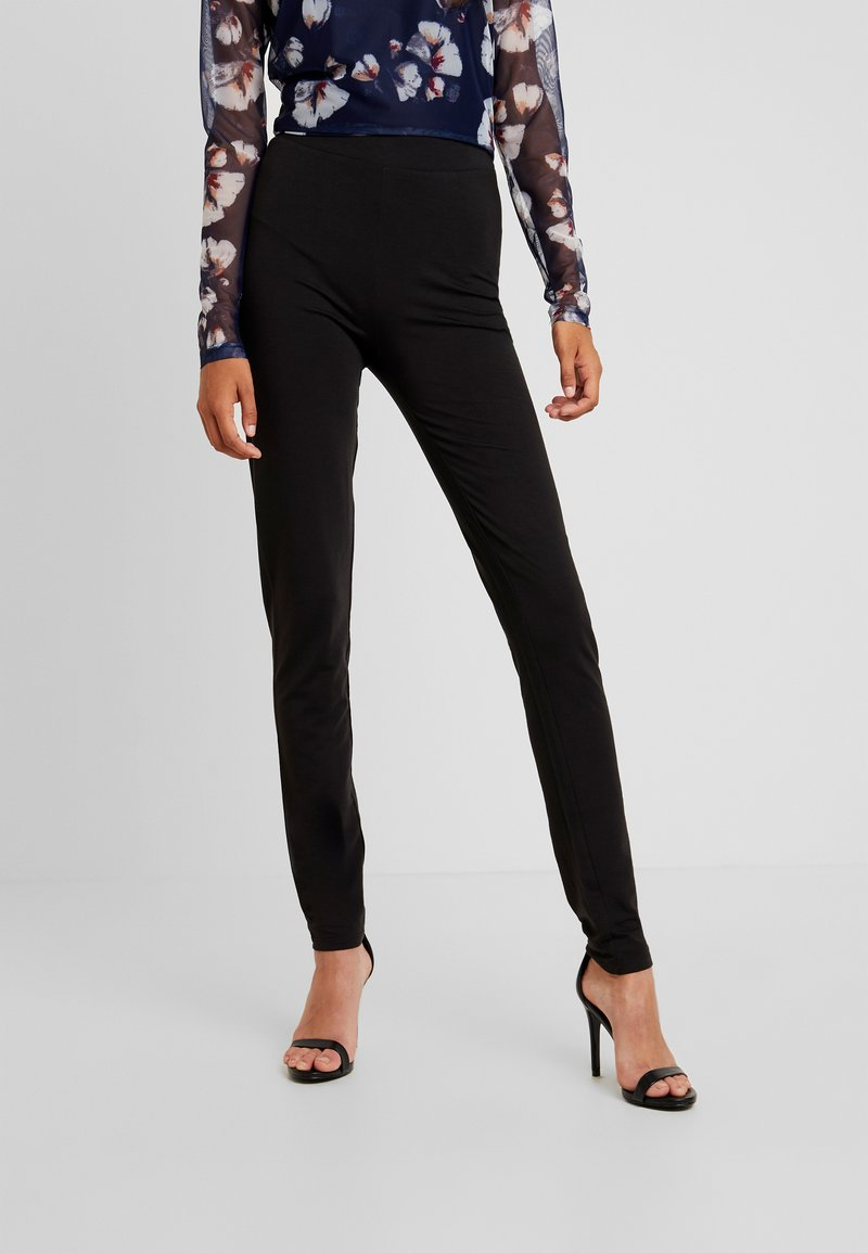 Vero Moda - VMINZYNC LONG - Kalhoty - black