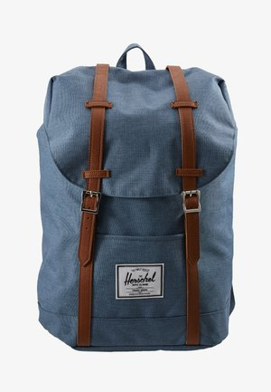 RETREAT UNISEX - Rucksack - blue mirage