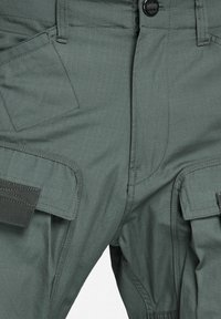 G-Star - STRAIGHT TAPERED  - Cargo trousers - graphite - 3